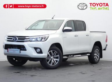 Achat Toyota HILUX 2.4 D-4D 150ch Double Cabine Lounge 4WD BVA Occasion