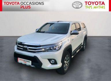Vente Toyota HILUX 2.4 D-4D 150ch Double Cabine Lounge 4WD BVA Occasion