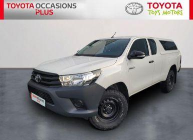 Toyota HILUX 2.4 D-4D 150ch X-Tra Cabine LeCap 4WD Occasion