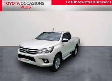 Acheter Toyota HILUX 2.4 D-4D 150ch X-Tra Cabine Légende 4WD Occasion