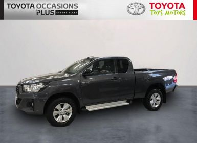 Achat Toyota HILUX 2.4 D-4D 150ch X-Tra Cabine Légende 4WD Occasion