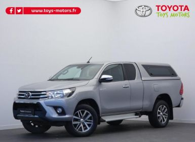 Vente Toyota Hilux 2.4 D-4D 150ch X-Tra Cabine Légende 4WD Occasion