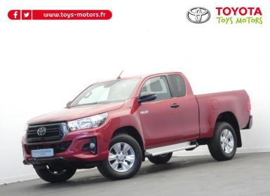 Achat Toyota HILUX 2.4 D-4D 150ch X-Tra Cabine Légende 4WD RC19 Occasion