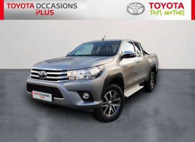 Vente Toyota HILUX 2.4 D-4D 150ch X-Tra Cabine Légende Sport 4WD Occasion