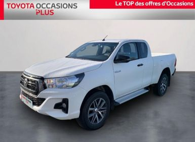 Vente Toyota HILUX 2.4 D-4D 150ch X-Tra Cabine Lounge 4WD Occasion