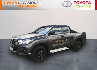 Vente Toyota HILUX 2.4 D-4D 150ch X-Tra Cabine Lounge 4WD RC19 Occasion