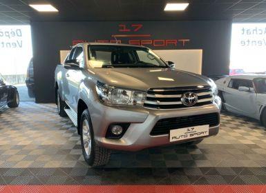 Toyota Hilux 2.4D 4D 4X4 Légende