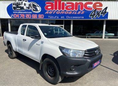 Vente Toyota Hilux 2.4l d4d evo extra cabine Occasion