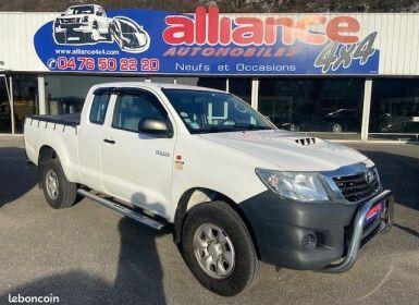 Vente Toyota Hilux 2.5l d4d extra cabine Occasion