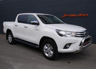 Vente Toyota HILUX DOUBLE CABINE DOUBLE CABINE 2.4 D4D CONFORT BVA Occasion