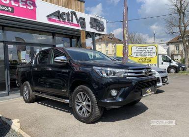 Vente Toyota Hilux IV 4WD 2.4 D-4D Double Cabine BVA Occasion