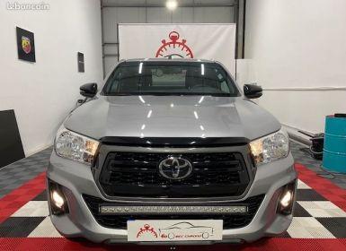Vente Toyota Hilux IV Pick-up 2.4 D 4WD 4x4 150Cv Occasion