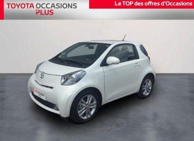 Vente Toyota IQ 100 VVT-i automatique Occasion