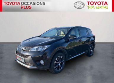 Vente Toyota RAV4 124 D-4D Club Edition 2WD Occasion