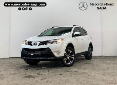 Voiture Toyota RAV4 124 D-4D Life 2WD Occasion