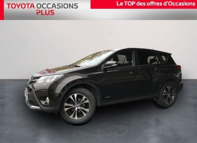 Voiture Toyota RAV4 124 D-4D Life Edition 2WD Occasion