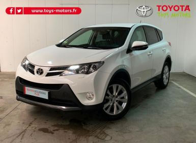 Voiture Toyota RAV4 124 D-4D Lounge 2WD Occasion