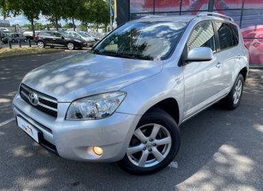 Vente Toyota Rav4 136 D-4D LIMITED EDITION Occasion
