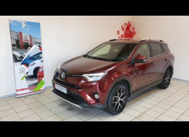 Achat Toyota RAV4 143 D-4D Design 2WD Occasion