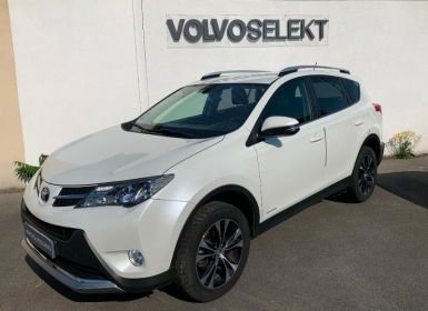 Vente Toyota RAV4 150 D-4D Sport Edition AWD Occasion