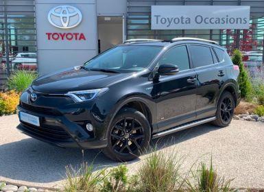 Acheter Toyota RAV4 197 Hybride Black Edition 2WD CVT Occasion