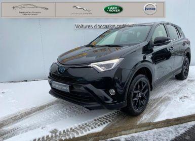 Vente Toyota Rav4 197 Hybride Black Edition 2WD CVT Occasion