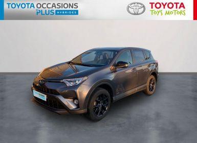 Acheter Toyota RAV4 197 Hybride Black Edition AWD CVT Occasion