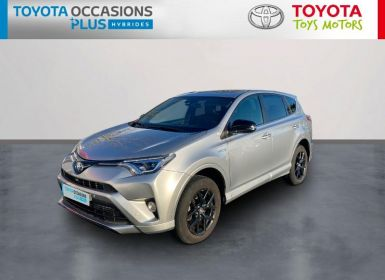 Voiture Toyota RAV4 197 Hybride Collection 2WD CVT Occasion