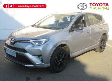 Voiture Toyota RAV4 197 Hybride Collection 2WD CVT RC18 Occasion