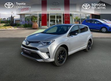 Vente Toyota Rav4 197 Hybride Collection 2WD CVT RC18 Occasion
