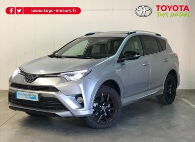 Acheter Toyota RAV4 197 Hybride Collection AWD CVT Occasion