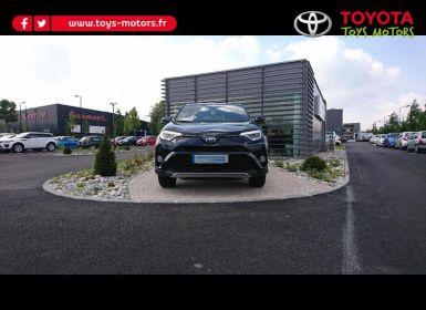 Achat Toyota RAV4 197 Hybride Design 2WD CVT Occasion