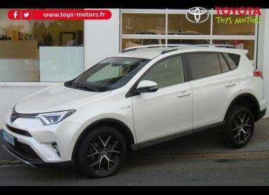 Voiture Toyota RAV4 197 Hybride Design 2WD CVT Occasion