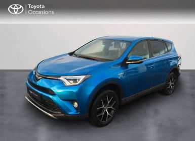 Vente Toyota RAV4 197 Hybride Design 2WD CVT Occasion