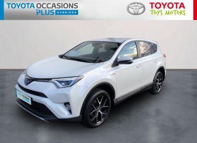 Acheter Toyota RAV4 197 Hybride Design 2WD CVT Occasion
