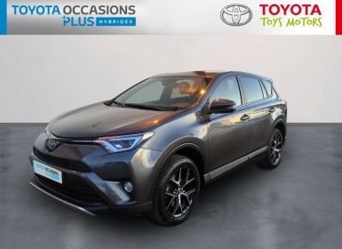 Voiture Toyota RAV4 197 Hybride Design AWD CVT Occasion