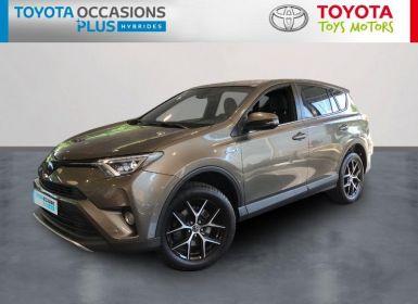 Vente Toyota RAV4 197 Hybride Design Business 2WD CVT Occasion