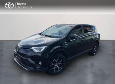 Toyota Rav4 197 Hybride Design Business 2WD CVT
