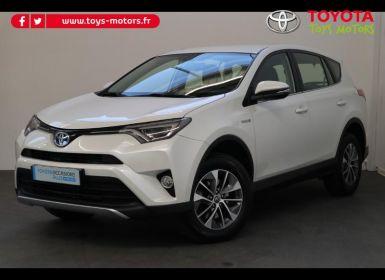 Voiture Toyota RAV4 197 Hybride Dynamic 2WD CVT Occasion