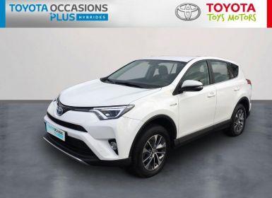 Voiture Toyota RAV4 197 Hybride Dynamic AWD CVT Occasion