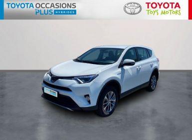 Vente Toyota RAV4 197 Hybride Dynamic Business AWD CVT Occasion
