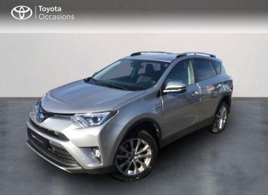 Achat Toyota RAV4 197 Hybride Dynamic Edition 2WD CVT RC18 Occasion