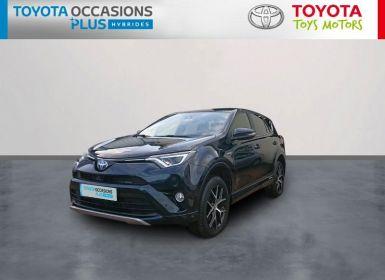 Acheter Toyota RAV4 197 Hybride Exclusive 2WD CVT Occasion