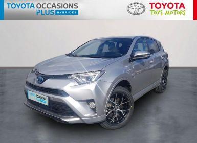 Vente Toyota RAV4 197 Hybride Exclusive 2WD CVT Occasion