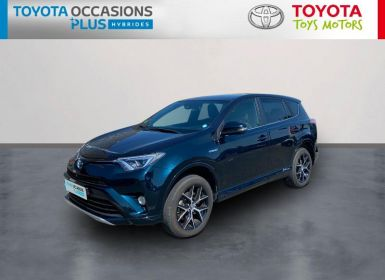 Vente Toyota RAV4 197 Hybride Exclusive 2WD CVT Occasion