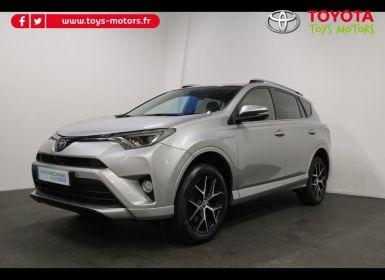 Achat Toyota Rav4 197 Hybride Exclusive 2WD CVT Occasion
