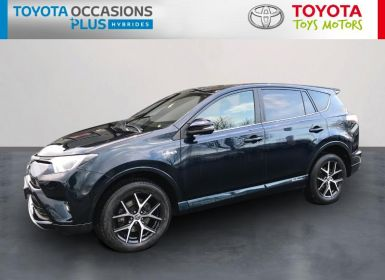 Achat Toyota RAV4 197 Hybride Exclusive AWD CVT Occasion