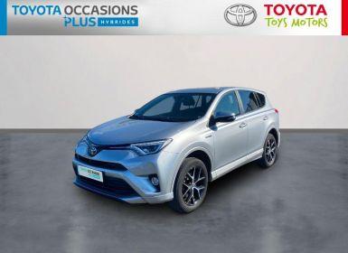 Vente Toyota RAV4 197 Hybride Exclusive AWD CVT Occasion