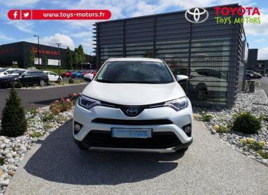 Toyota RAV4 197 Hybride Lounge 2WD CVT Occasion