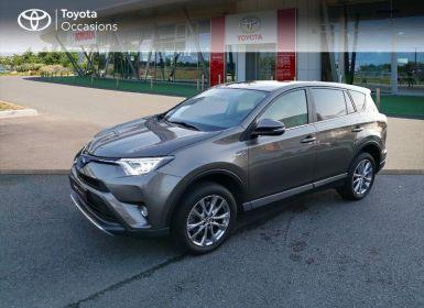 Achat Toyota Rav4 197 Hybride Lounge 2WD CVT Occasion